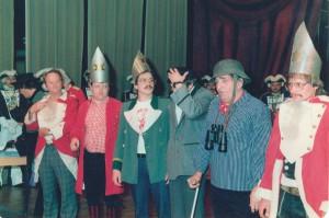 Einkleidung 1983