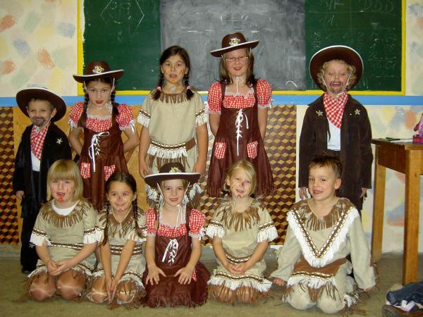 2010 - Cowboys & Indianer
