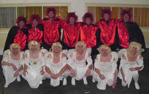 2012 - Engelchen und Teufelchen