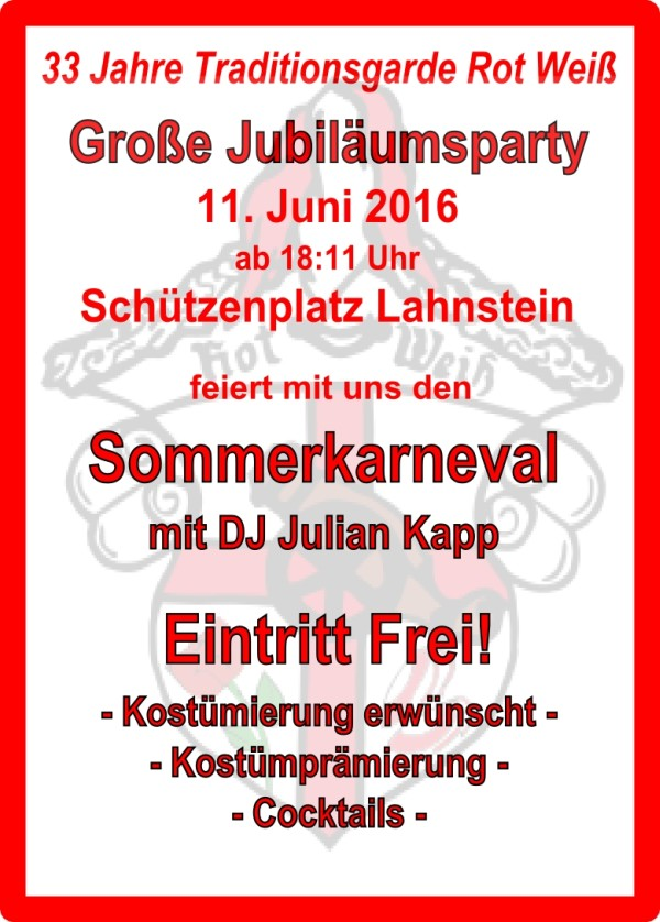 Flyer-JubiParty